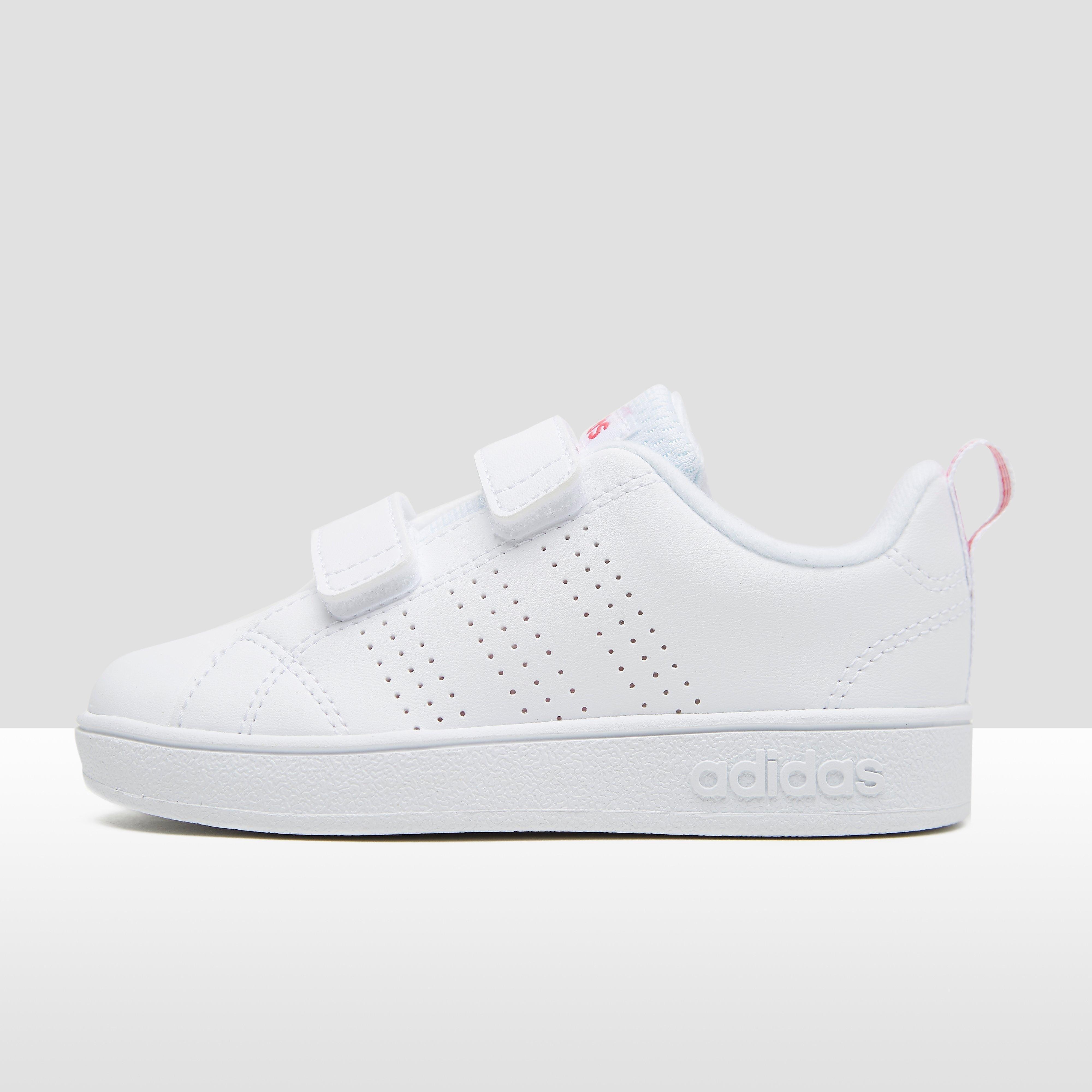 Witte adidas Sneakers VS Advantage Klittenband