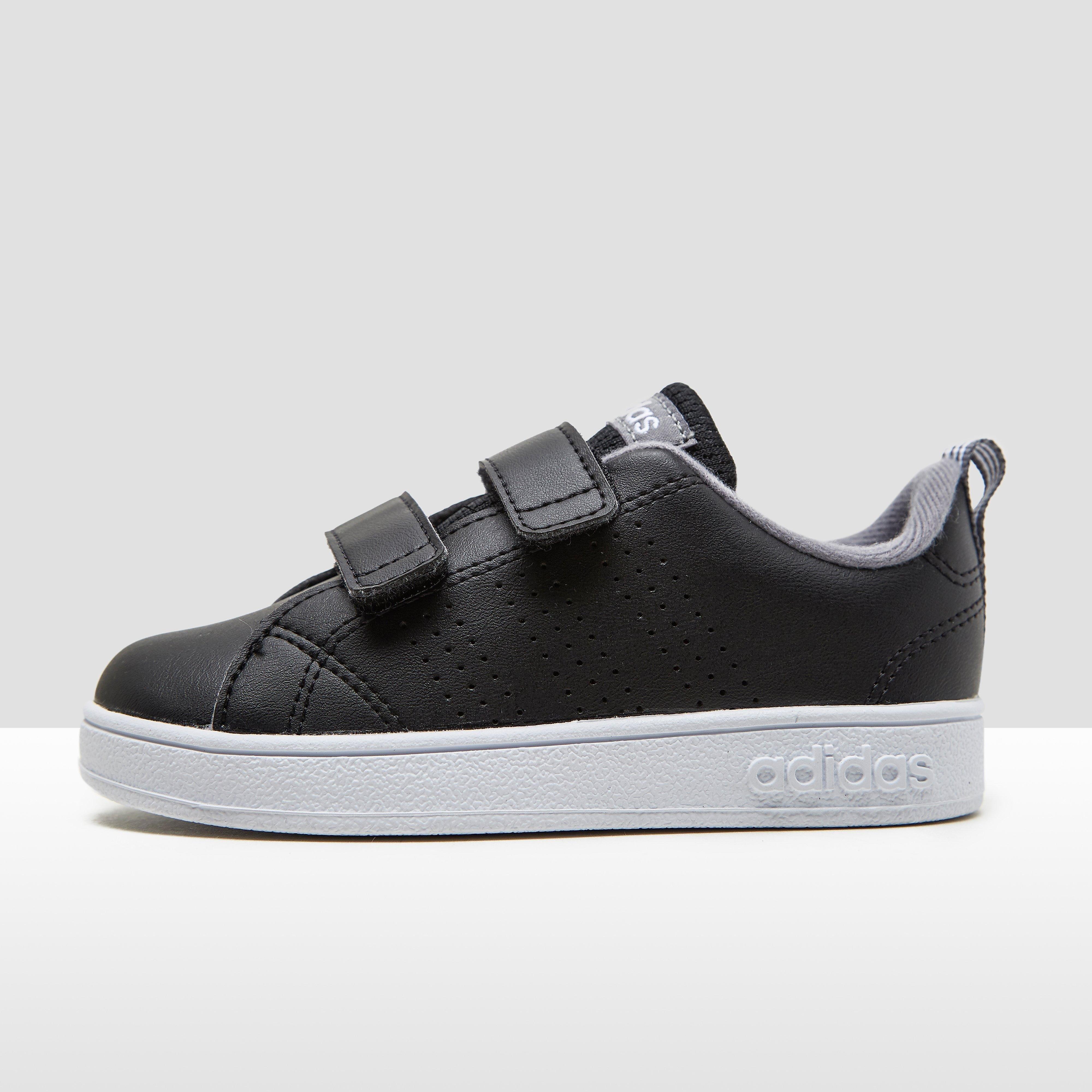 Vs Advantage Clean Sneakers Zwart-Wit Baby