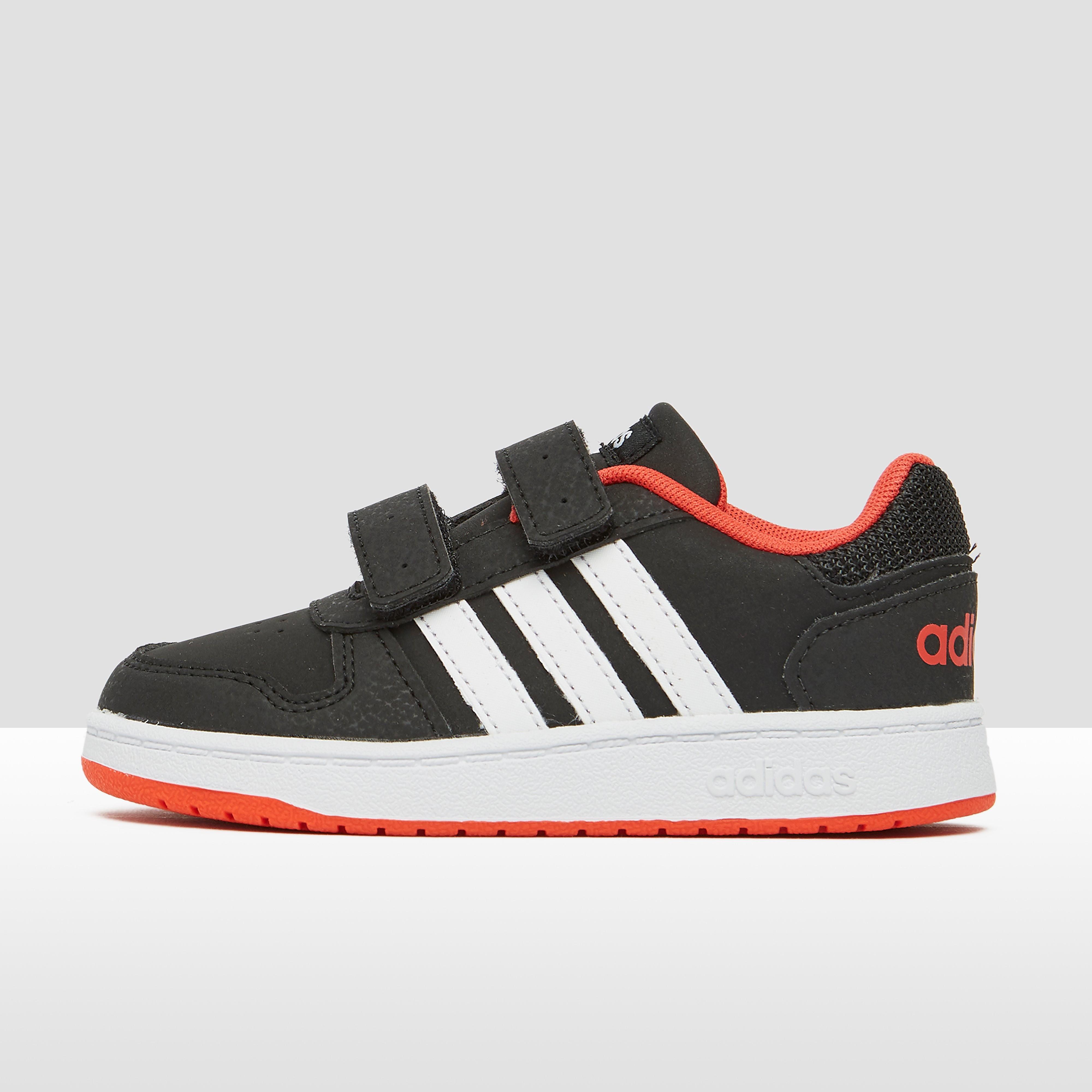 adidas Hoops 2.0 sneakers zwart