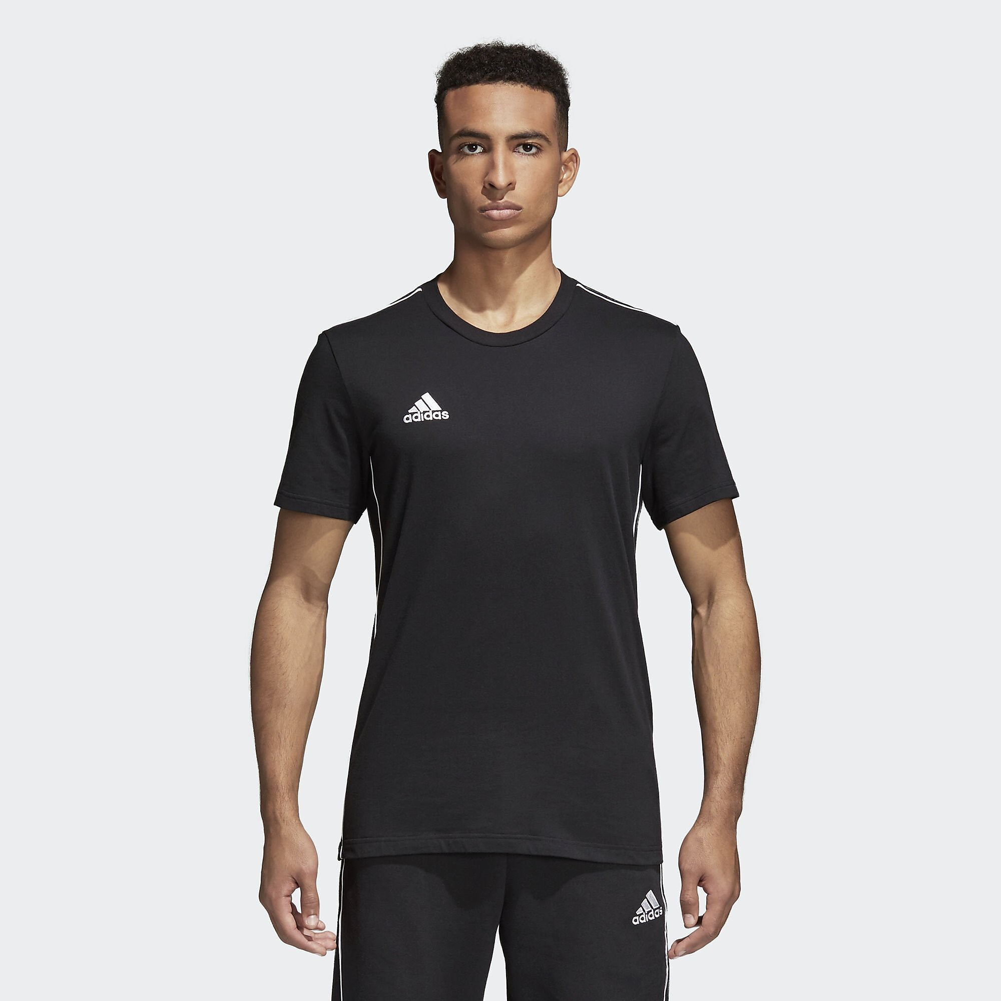 adidas Adidas core 18 t-shirt Heren