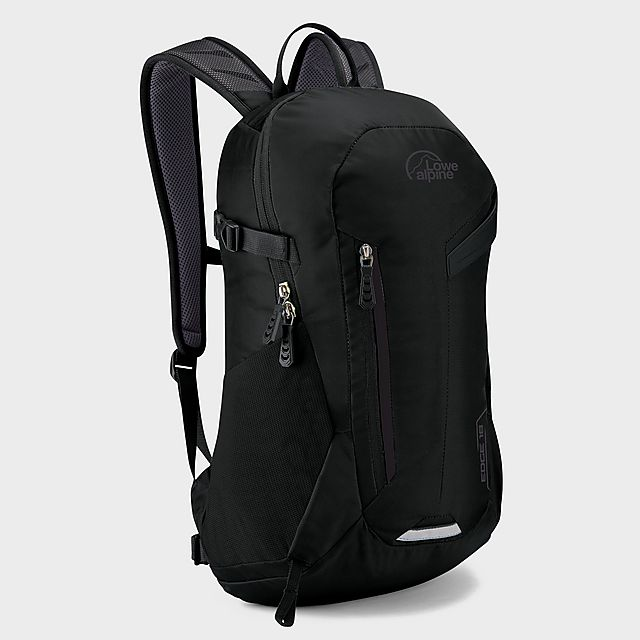 Lowe Alpine Edge II 18 Daypack, BLK/BLK