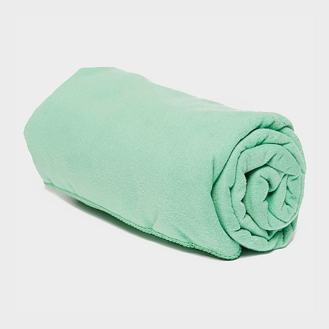 Eurohike Suede Microfibre Travel Towel - Medium, MBL/MBL