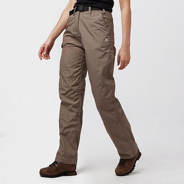 Craghoppers Women's Classic Kiwi Trousers, Beige