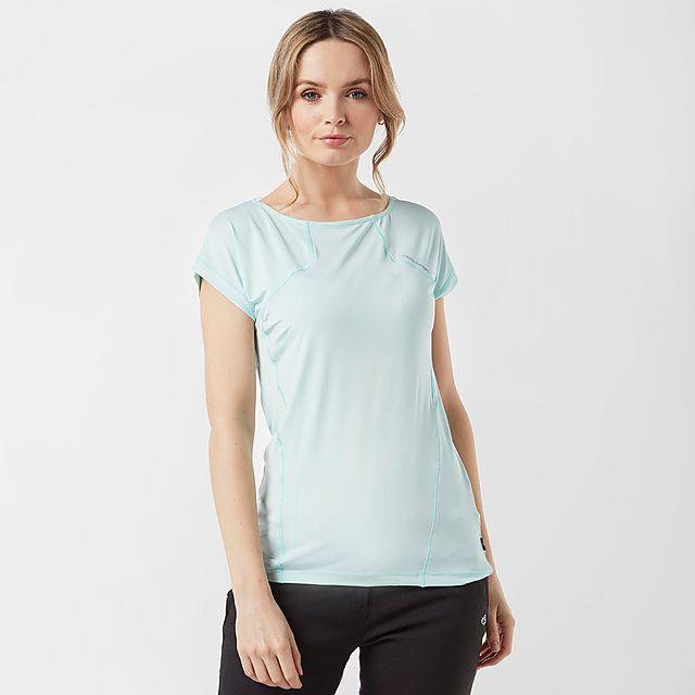 Craghoppers Women's Fusion T-Shirt, LBL/LBL