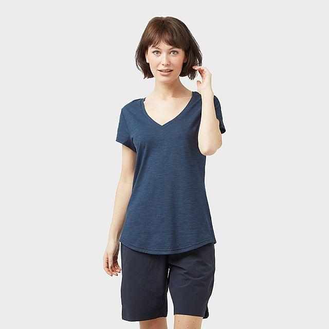 adidas Women's ID Winners T-Shirt, NVY/NVY