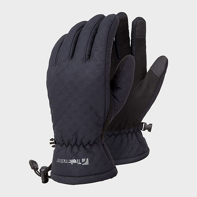 Trekmates Women's Keska Glove, BLK/BLK