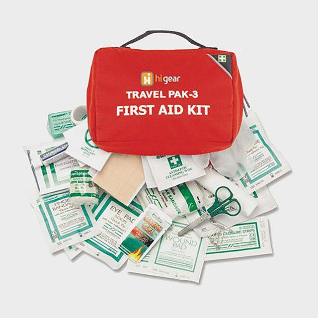 HI-GEAR First Aid Kit 3 (22 Items), 3/3