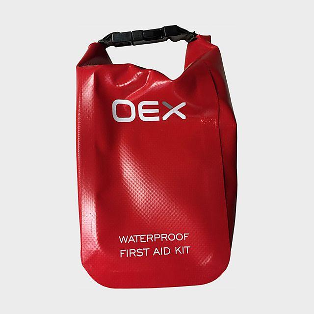 OEX Waterproof First Aid Kit, KIT/KIT