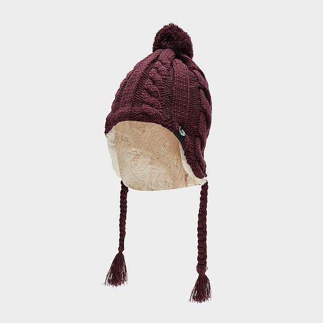 North Ridge Womens Fur Lined Inca Hat, HAT/HAT