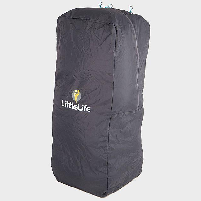 LITTLELIFE Child Carrier Transporter Bag, BLACK/TRANSPORTER