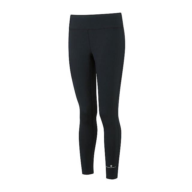 RONHILL Women's Everyday Run Tight, BLK/TIGHT
