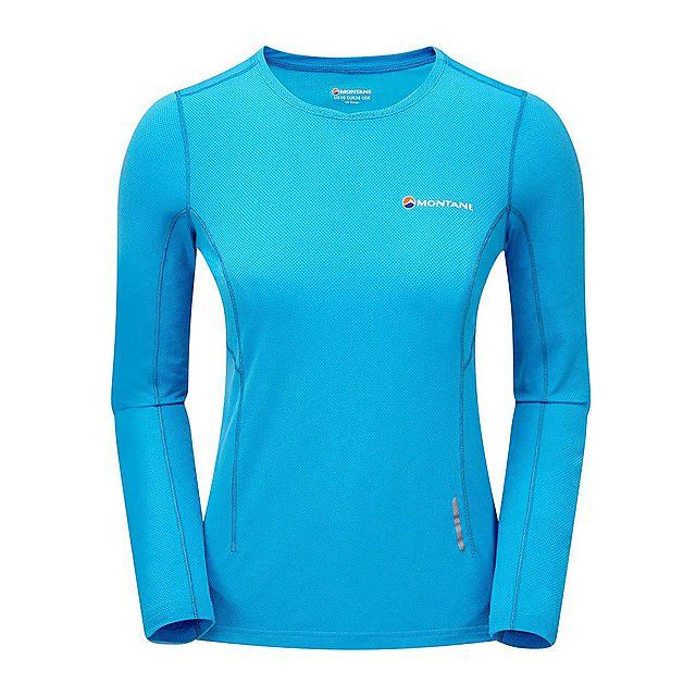 Montane Women's Claw Long Sleeve T-Shirt, SHIRT/SHIRT