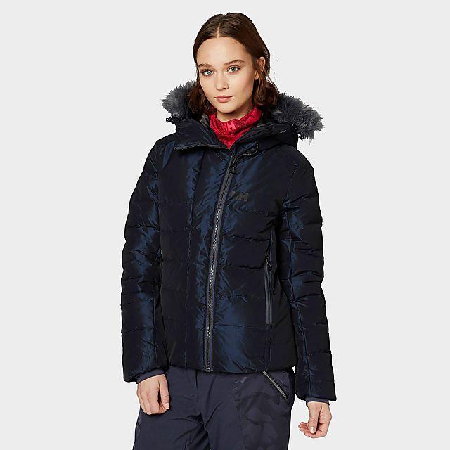 Helly Hansen Women's Primerose Ski Jacket, NAVY/WMNS