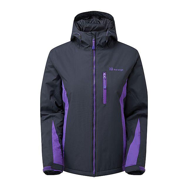 The Edge Women's Nevada Snow Jacket, NAVY/WMNS