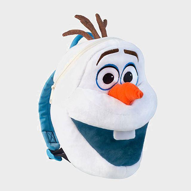 LITTLELIFE Kids' Olaf the Snowman Backpack, White/DAYSACK