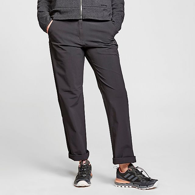 Peter Storm PS W STRETCH TRS, BLK/BLK