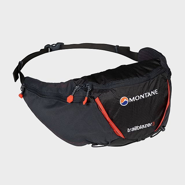 Montane Trailblazer 3 Daysack, DGY/DGY