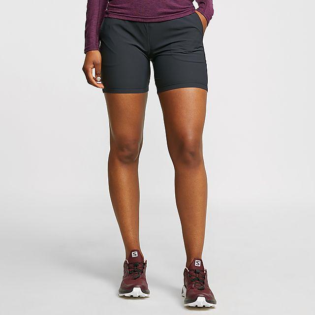 Montane Women's Cygnus Shorts, BLK/BLK