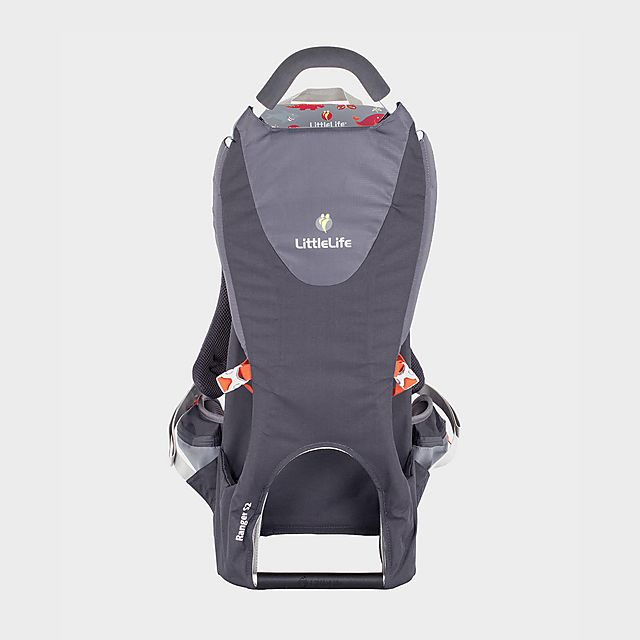 LITTLELIFE Ranger S2 Child Carrier, GRY/GRY