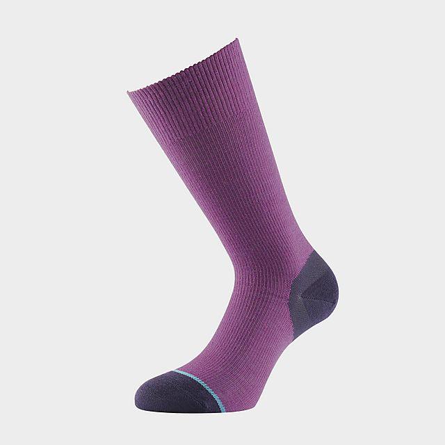1000 Mile Women's Lightweight Walking Sock, FUCHSIA/FUCHSIA