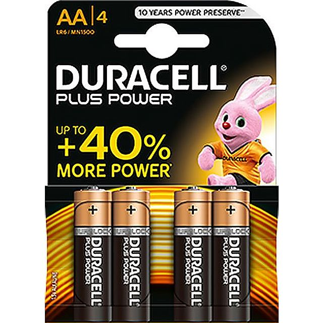 Image of DURACELL DURACELL AA 4 PACK