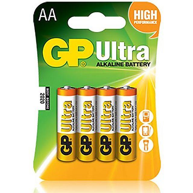 Image of GP BATTERIES GPB AAX4 ULTRA