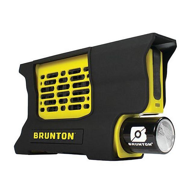 Image of BRUNTON Hydrogen Reactor, YELLOW
