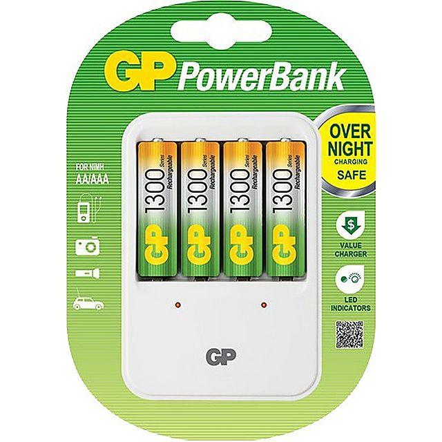 Image of GP BATTERIES Powerbank Charger PB420