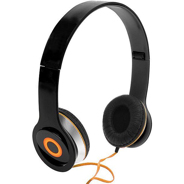 Image of BOYZ TOYS Sonar Deluxe Headphones, BLACK