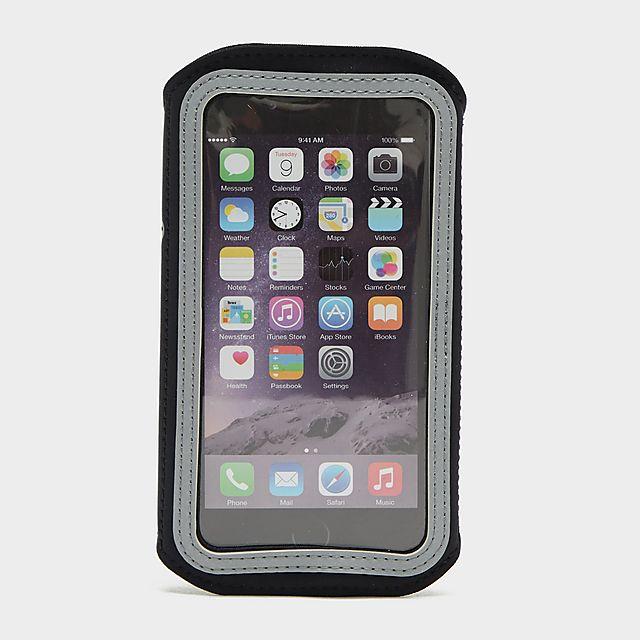 Image of SCOSCHE soundKASE Ultra-light Sport Armband, BLACK-GREY