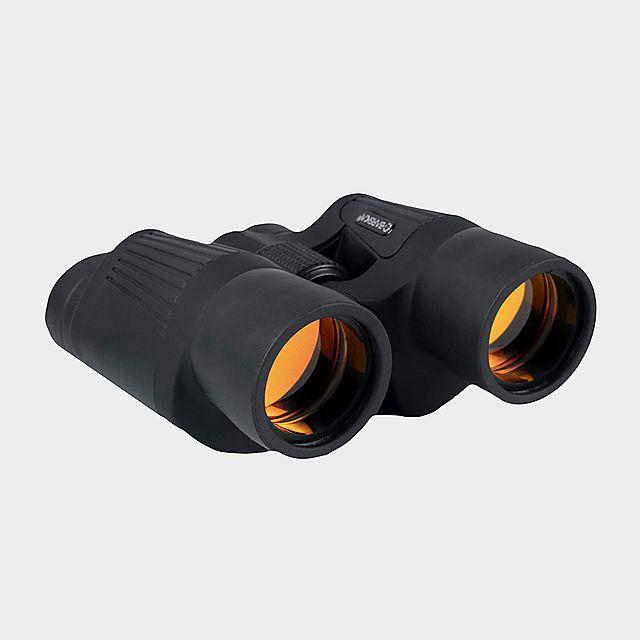Image of BARSKA X Trail Reverse Porro Binoculars (8 X 42), BLACK
