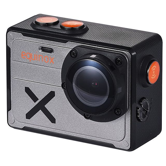 Image of OEX Equinox 4K Action Camera, BLACK