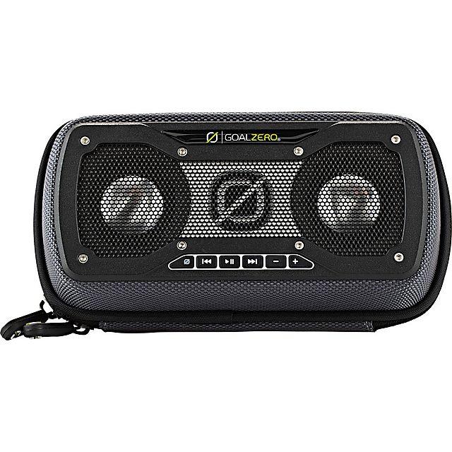 Image of GOAL ZERO Rock Out 2 Wireless Speakers, GUNMETAL GREY