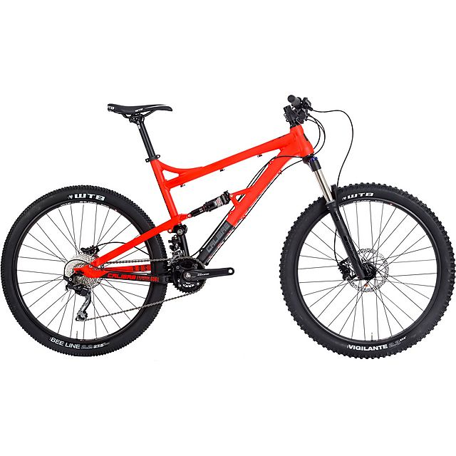 CALIBRE Bossnut V2 Mountain Bike, FORGE ORANGE