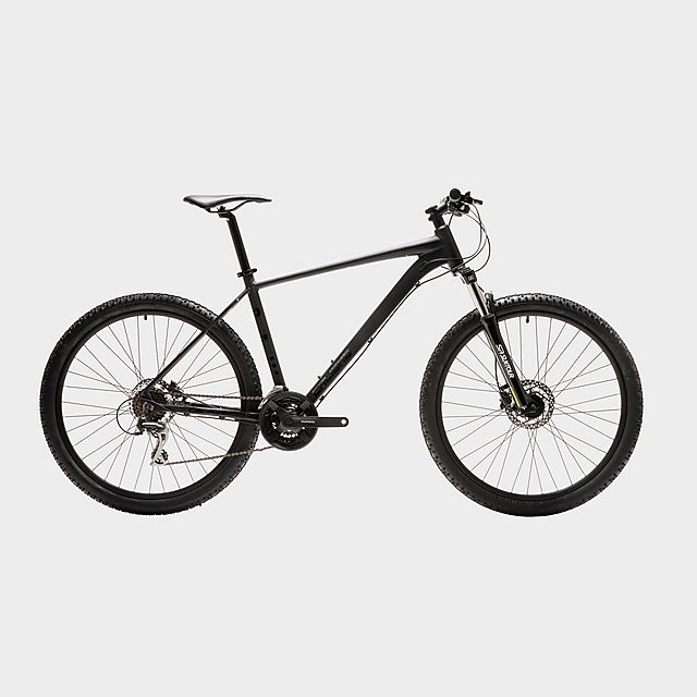 CALIBRE Saw Mountain Bike, BLACK-YELLOW