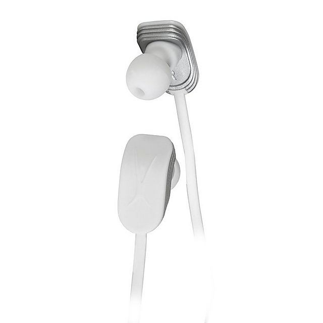 Image of ALTEC LANSIN Contemporary Earbuds, WHITE
