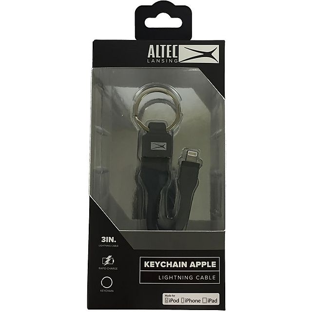 Image of ALTEC LANSIN Keychain Apple Lightning Cable