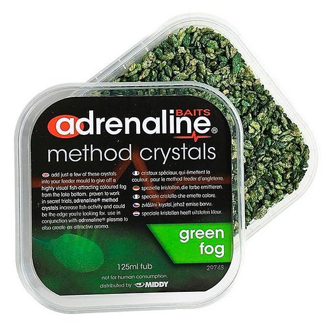 ADRENALINE Adrenaline Crystals - Yellow Fog (125ml tub), NOCOLOUR/GREEN