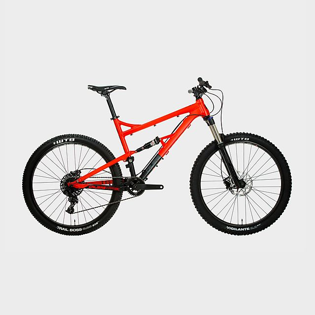 CALIBRE Bossnut Evo Mountain Bike, FORGE ORANGE