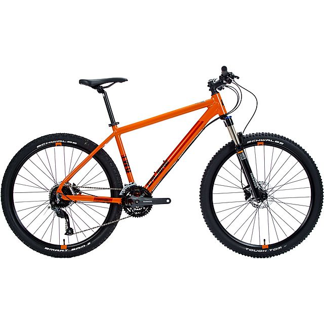 CALIBRE Two Cubed Mountain Bike, ORANGE