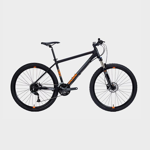 CALIBRE Two Cubed Mountain Bike, BLACK