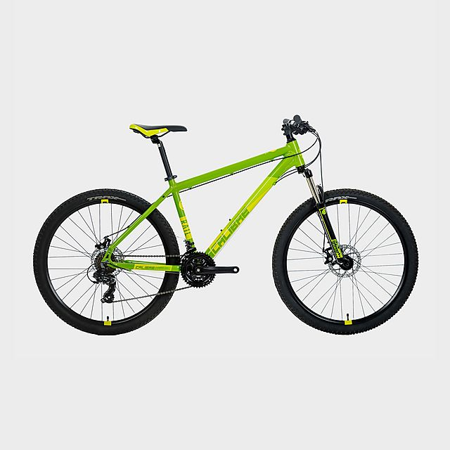 CALIBRE Rail Mountain Bike, GREEN-YELLOW