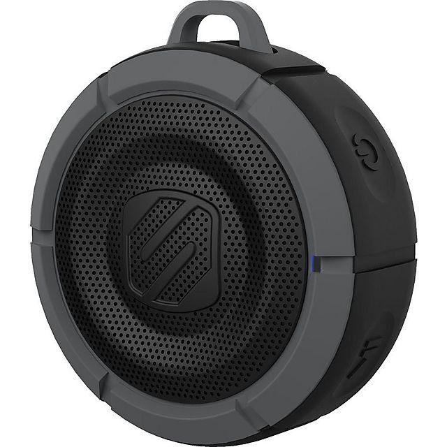 Image of SCOSCHE boomBUOY Speaker, GREY