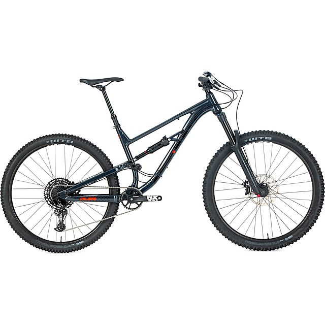 CALIBRE Sentry Enduro Mountain Bike, BLACK