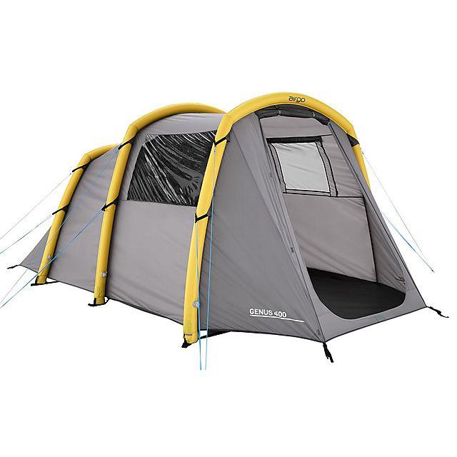 AIRGO Air Genus 800 Inflatable Tent, MID GREY