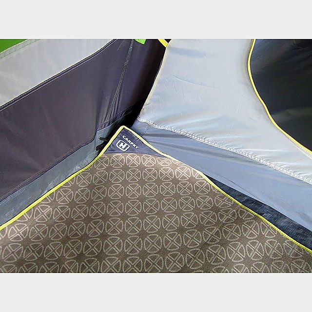 Outdoor Adventure HI-GEAR Vanguard 8 Carpet, MID GREY/CARPET