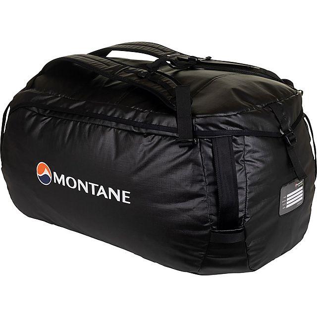 MONTANE Transition 60 Duffle Bag, BLACK/60