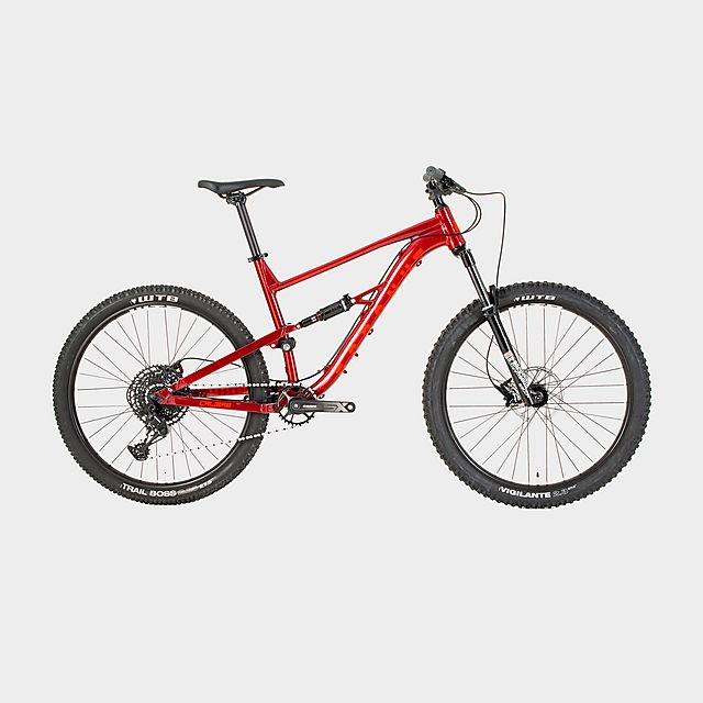 CALIBRE Bossnut Mountain Bike, RED