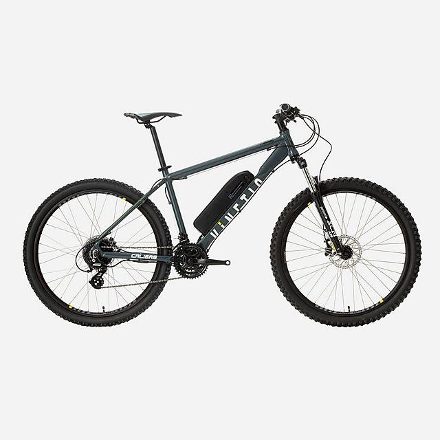 CALIBRE Kinetic E-Bike, Grey/EBIKE