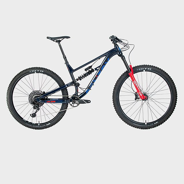 CALIBRE Sentry Pro Enduro Mountain Bike, Blue/BLU